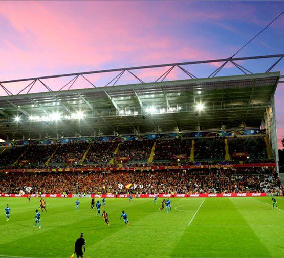 stade Bollaert - escape game nord pas de calais